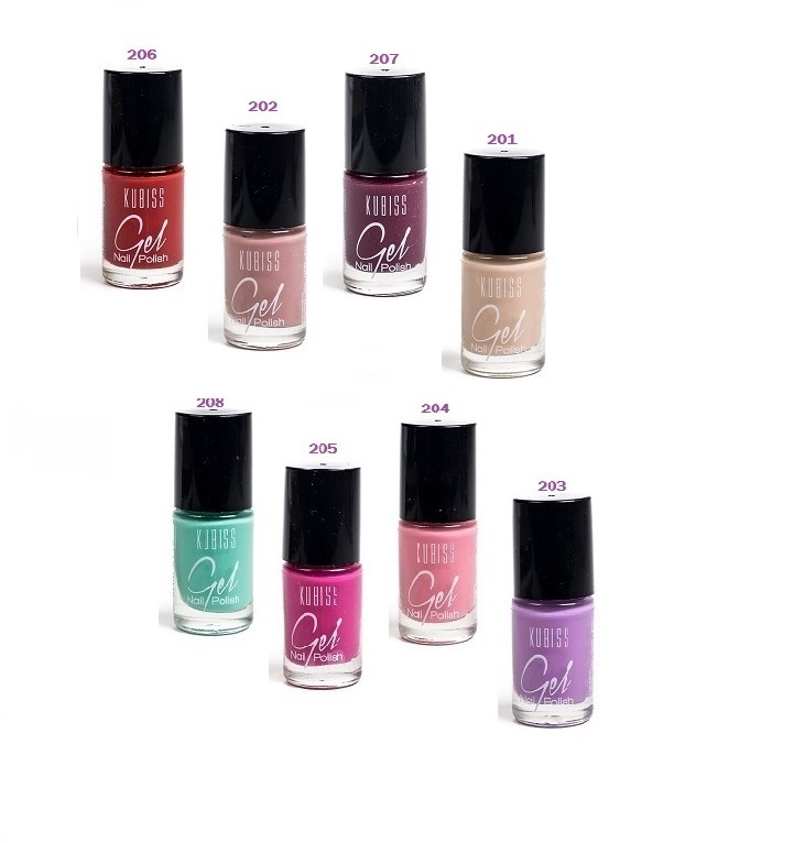 Kubiss nail Polish Gel